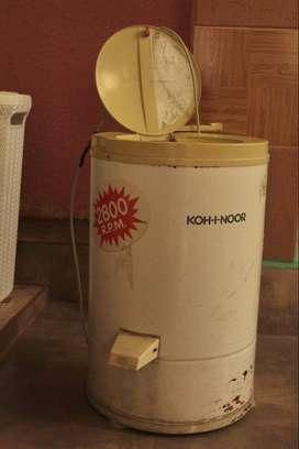 Secarropas Kohinoor 5,2 kg
