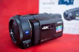 Videocamara 4k Sony Fdr-axp35 Handycam Con Proyector
