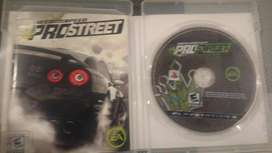 Need For Speed Pro Street para Play 3