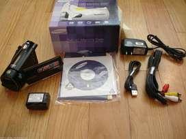 VIDEOCAMARA SAMSUNG HMX-H300 FULL HD.
