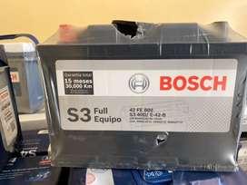 Bateria Bosch 42 FE S3 FULL EQUIPO