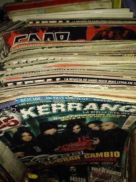 44 Revistas Kerrang Heavy Rock Metal Ham