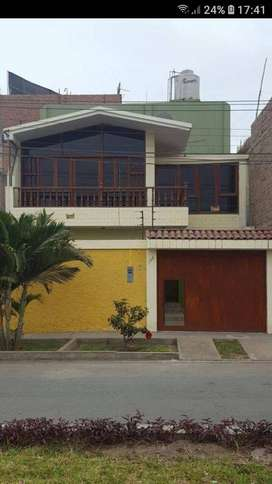 Vendo Hermosa Casa en Cañete - Urb. Casuarinas
