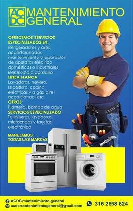 Arreglo Lavadoras Todas Las Marcas