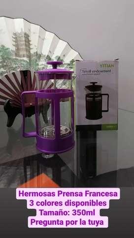 Cafetera prensa francesa tamaño 350ml