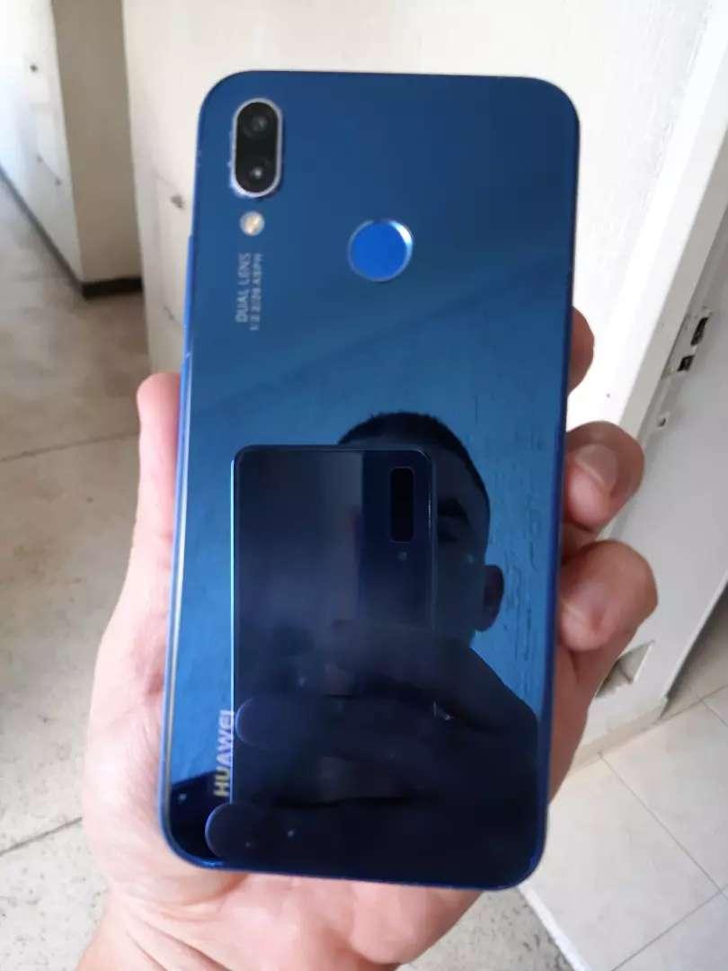 Huawei p20 lite azul hermoso 0