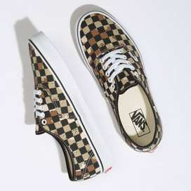 TENIS VANS  H. AUTHENTIC Desert Camo Checkers VN0A2Z5IV4P--10993