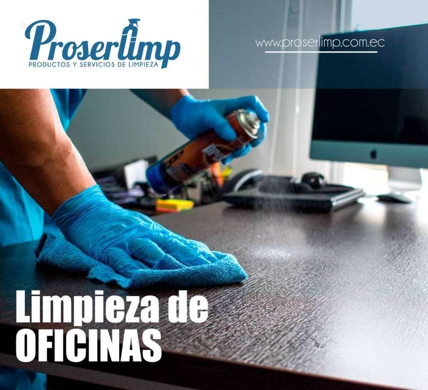 PROSERLIMP: Servicio de limpieza integral 0