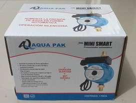 Bomba Presurizadora de Agua Aqua Pak