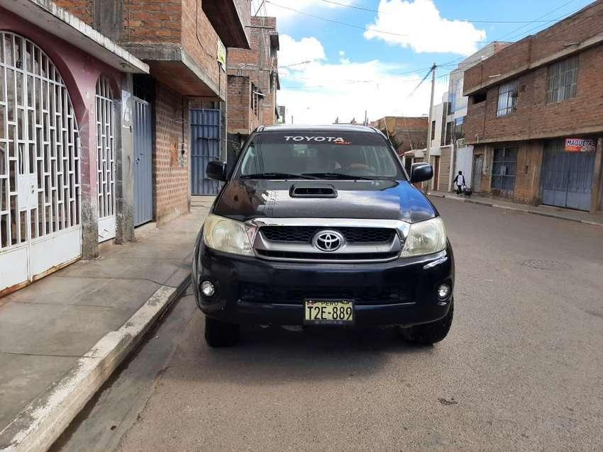 Toyota Hilux 2009 0