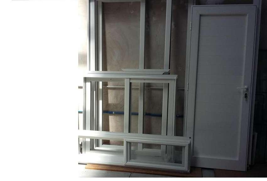 Carpintería de aluminio y/o herreria 0