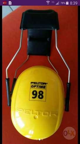 Protectores de oídos Peltor profesional