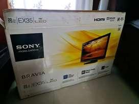 """Sony Bravia Ex35 LED 22"""""""