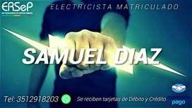 !!!ELECTRICISTA MATRICULADO!!!