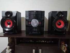 Equipo de sonido kalley