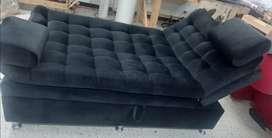 Renueva tu hogar, sofá cama Xiox Multifuncional Eleonor