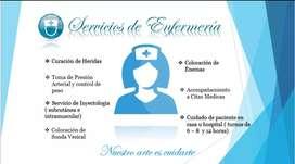 Servicios de Enfermería