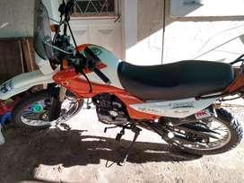 Motocicleta Okinoi R-250 enduro - Modelo 2013 - 24500 kms aprox - Precio: $40000