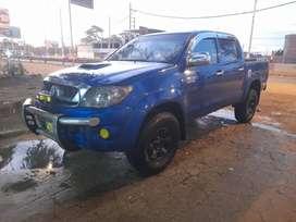 Toyota Hilux 1KD 2009 4x4 todo ok