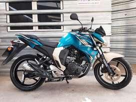 Yamaha Fz 2019
