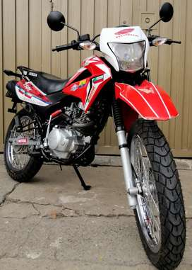 Honda XR 150L Modelo 2019 aprovecha y Ahorra