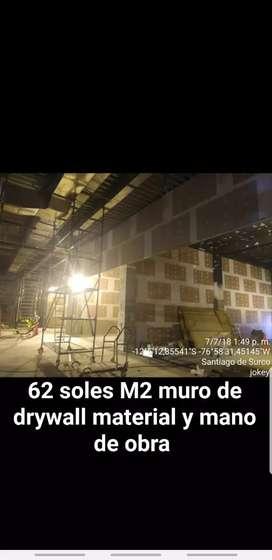 Construcción y Drywall