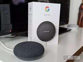 Google Nest Mini NEGRO 2da Gen. Disponible Ya! (ENVIO GRATIS)