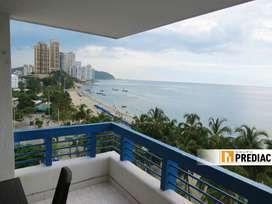 Venta de Apartamento en el Rodadero, vista al mar.