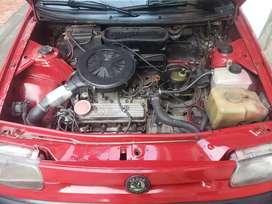 Vendo, permuto, cambio, Skoda Felicia modelo 1997.