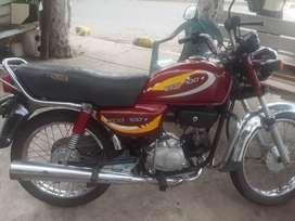 moto honda c 100