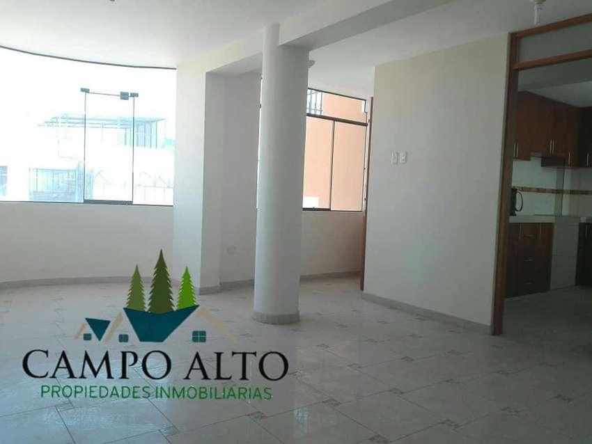Departamento Estreno en Venta Jose Luis Bustamante y Rivero Tercer Piso, a lado de Parque 0
