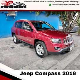 Jeep Compass 2016  Automático full