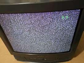 TELEVISOR CONVENCIONAL DE 21 PULGADAS MARCA SONY