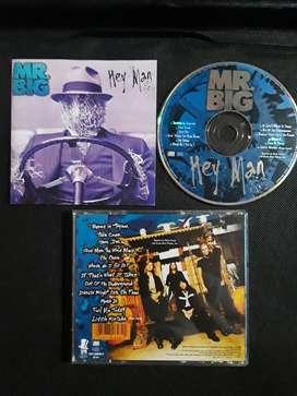 Cd, Disco Mr Big-hey Man