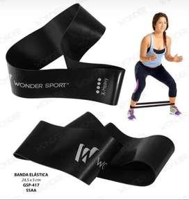 bandas elasticas para ejercicios