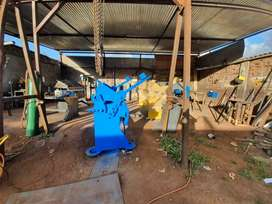 Fabricacion de Dobladoras INOX y Cortadoras de Tool