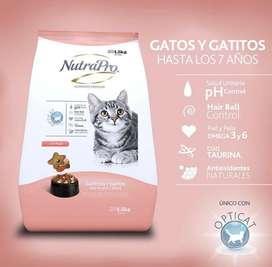 Nutrapro gato de 7,5kg