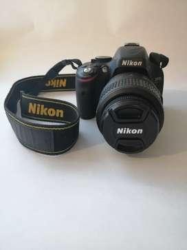 Cámara Nikon D5100 1'400.000