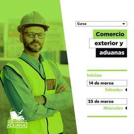 SEDE HUANCAYO PACK ADUANERO: COMERCIO EXTERIOR+GESTION LOGISTICA Y OPERACIONES