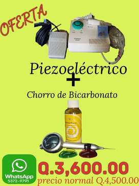 Piezoeléctrico. Dentista