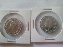 Moneda de Un sucre 1985 - 1986