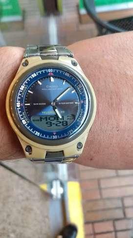 Reloj Casio original vendo cambio