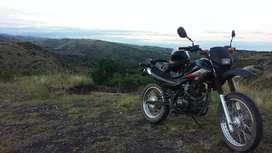 Brava Texana Hs 200cc Dual Sport