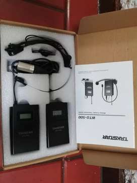 Vendo Sistema de audio transmisión