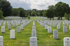 Espacio doble en Cementerio