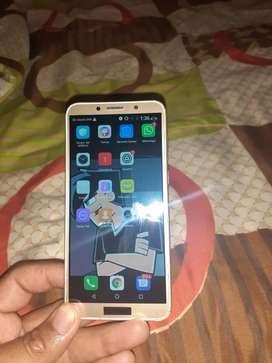 Se vende celular Huawei en muy buen estado sólo gente seria para hoy