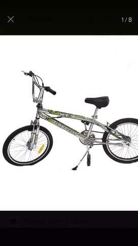Bici BMX tomaselli