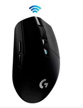 Mouse Gamer Inalambrico Logitech G305 Lightspeed Gamer Black