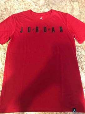Remera jordán hombre
