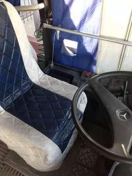 Permuto colectivo Mercedes Benz automático en perfecto estado por auto camioneta o trafic